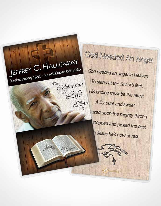 Prayer Card Template Fresh Prayer Card Template Summer Hardwood Faith