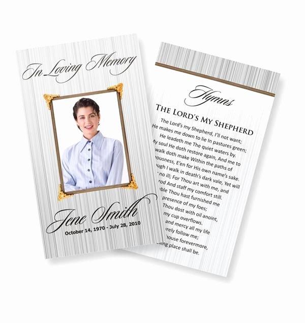 Prayer Card Template Luxury Funeral Prayer Cards Catholic Funeral Prayer Cards