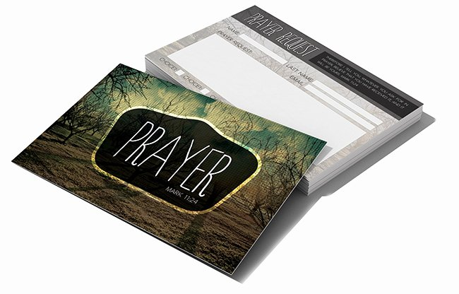 Prayer Request Cards Free Printables Lovely Postcard Psd Template Prayer Request Digital316