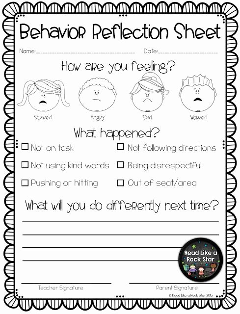 Preschool Discipline Policy Template Fresh How I Create and Maintain A Positive Classroom Culture for