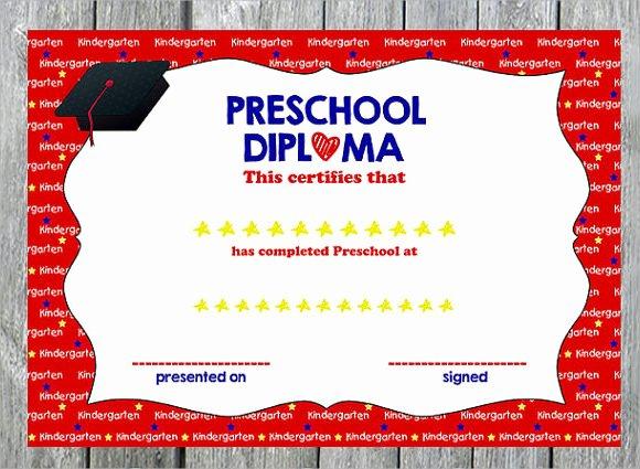 Preschool Graduation Program Template Best Of 10 Graduation Certificate Templates – Samples Examples