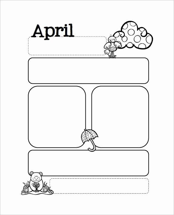Preschool Newsletter Templates Free Beautiful 13 Printable Preschool Newsletter Templates Free Word