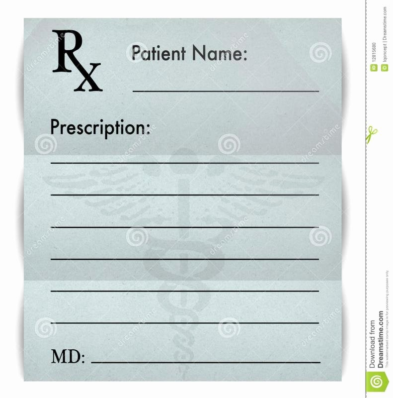 Prescription Bottle Label Template Best Of Prescription Bottle Label Template