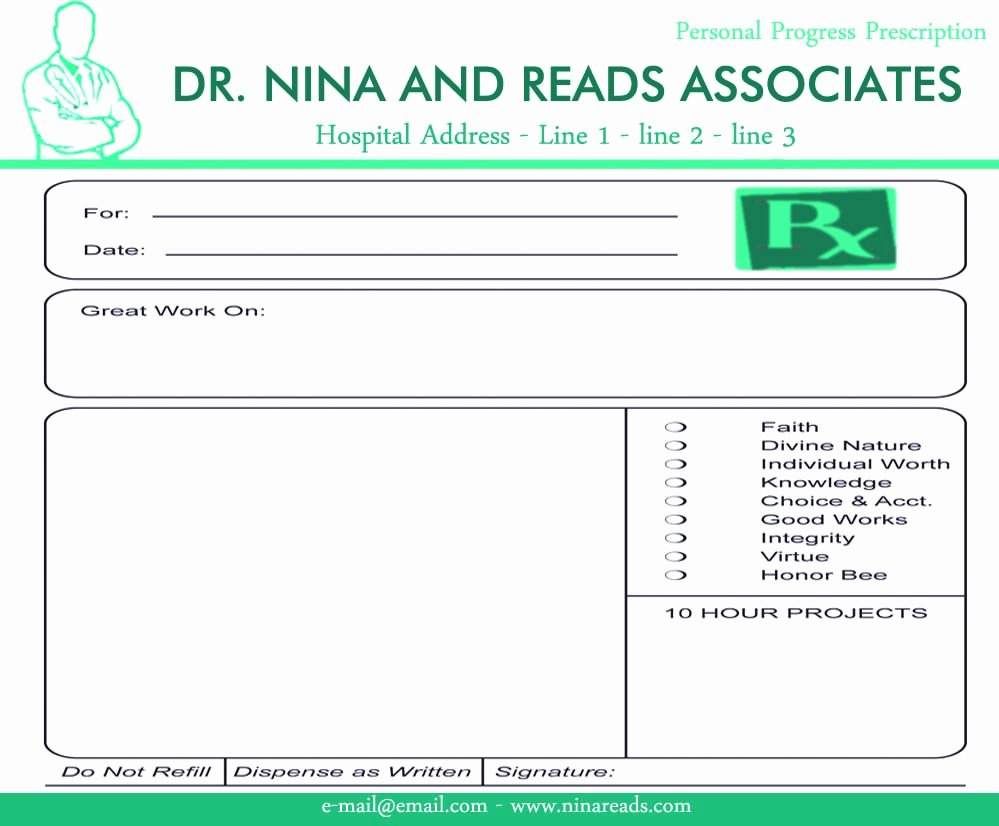 Prescription Pad Template Microsoft Word Luxury Blank Prescription Pad Image Sample