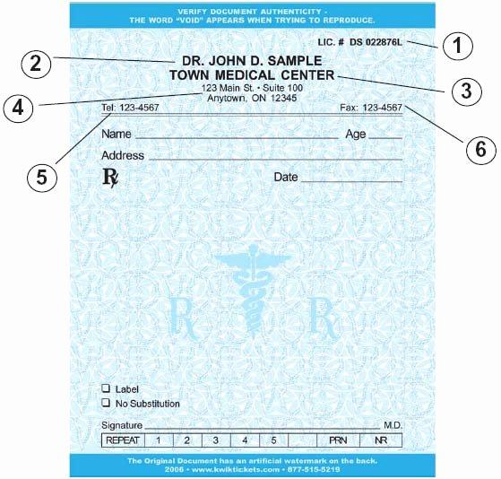 Prescription Pad Template Microsoft Word Luxury Kwik Tickets Raffle Tickets Ticket Printing Custom Printing