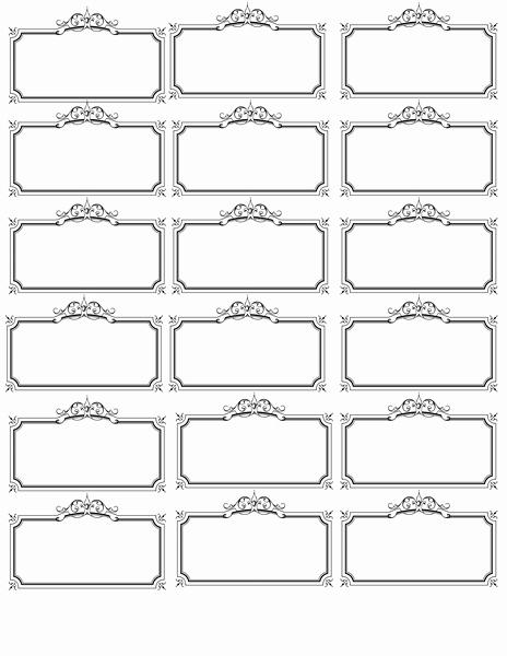 Price Tag Templates Printable Beautiful Name Tag Template Invites Illustrations
