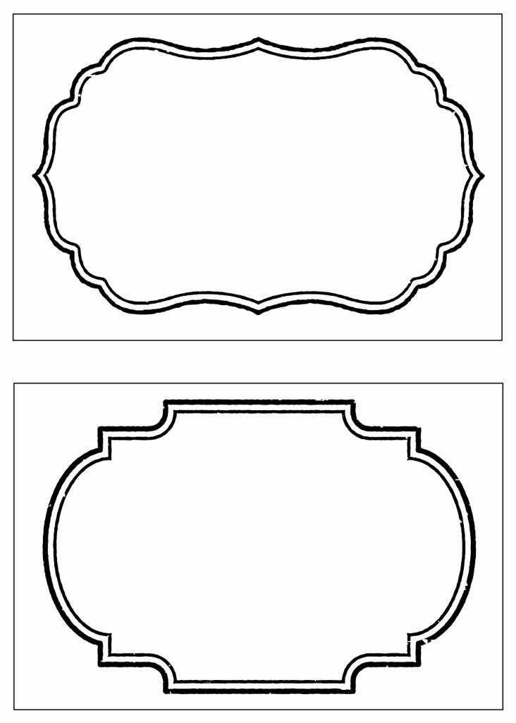 Price Tag Templates Printable Unique Free Fancy Label Template Dgehjecuo