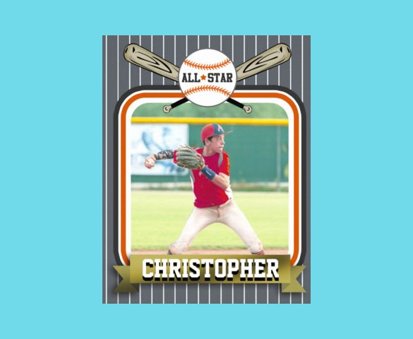 Printable Baseball Card Template Awesome 33 Trading Card Template Word Pdf Psd Eps