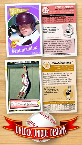Printable Baseball Card Template Unique Free Baseball Card Template — Create Personalized Sports