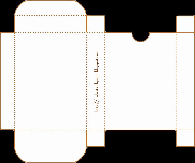 Printable Blank Playing Cards Fresh Make It with Paper Free Printable Craft Playing Card Box