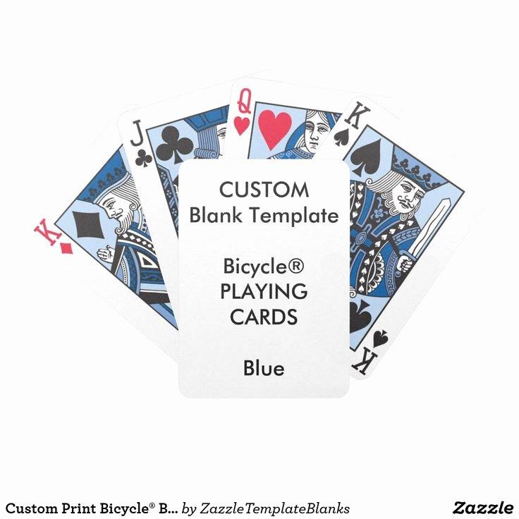 Printable Blank Playing Cards Inspirational Best 20 Blank Playing Cards Ideas On Pinterest