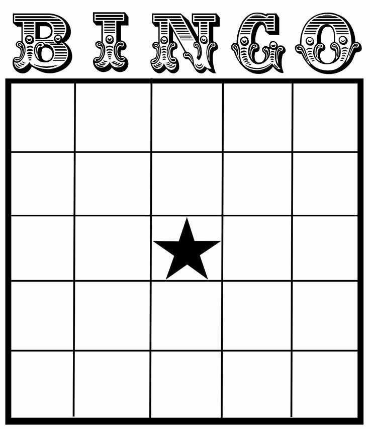 Printable Blank Playing Cards New 25 Best Ideas About Blank Bingo Cards On Pinterest