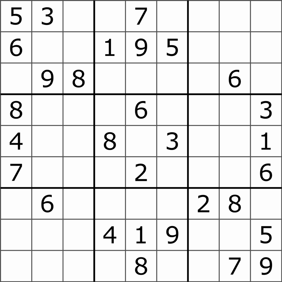 Printable Blank Sudoku 4 Per Page Fresh What Kind Of Games is Good for Your Brain