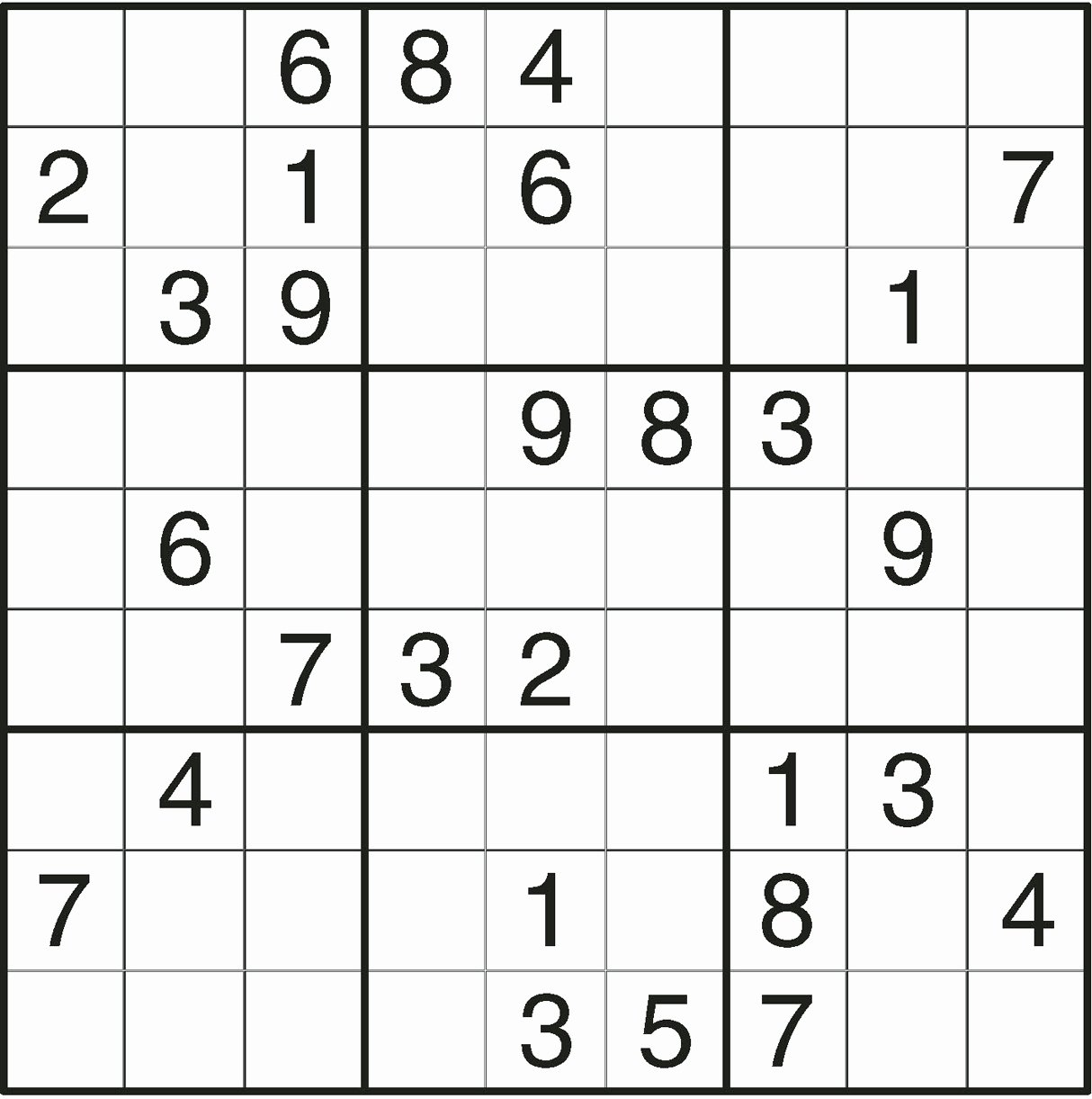Printable Blank Sudoku 4 Per Page Lovely Printable Sudoku 2 Per Page Best Games Resource