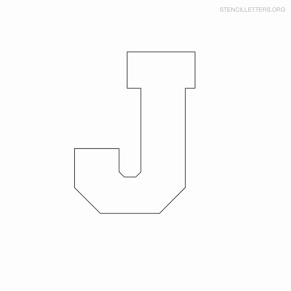 Printable Block Letters Template Best Of 29 Best Images About Letter Stencils On Pinterest