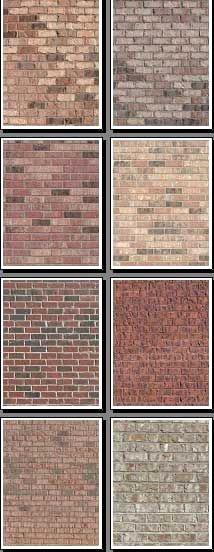 "Printable Brick Pattern Elegant Free Printable Scrapbook Patterns ""bricks and More"" Great"