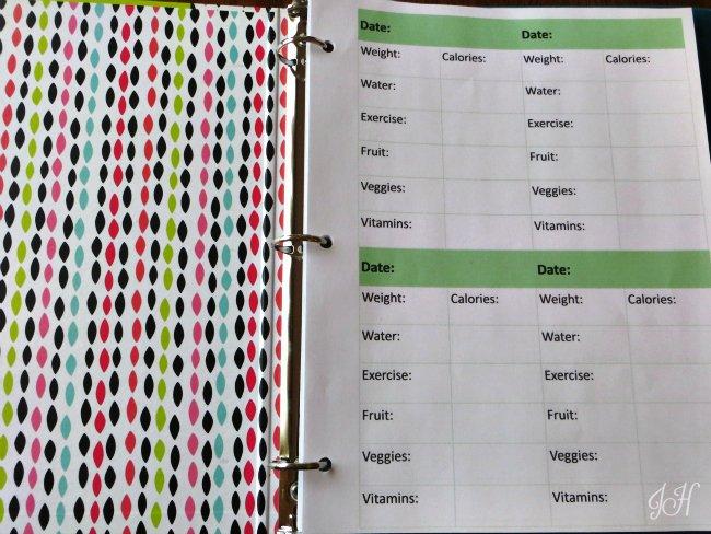 Printable Calorie Tracker Inspirational Free Printable Calorie Counter & Fitness Tracker Joyful