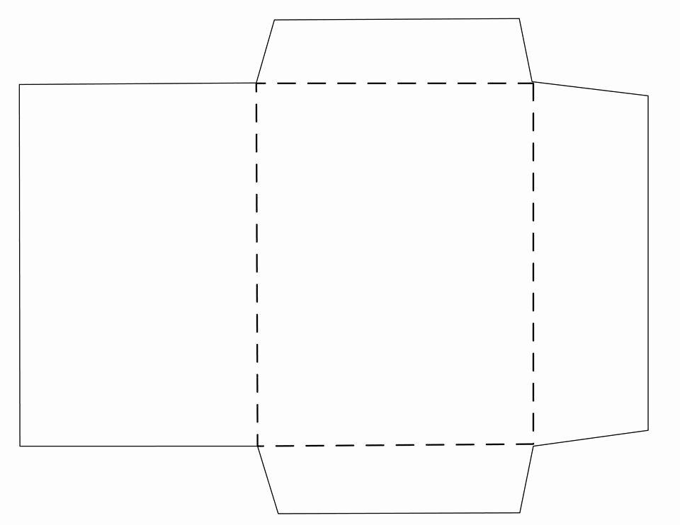 Printable Cd Envelope Template Fresh 12 Free Printable Templates