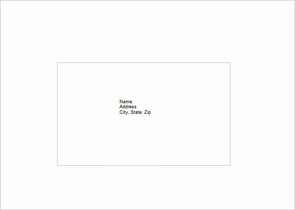 Printable Cd Envelope Template New Envelope Template 37 Free Printable Psd Pdf Eps Word