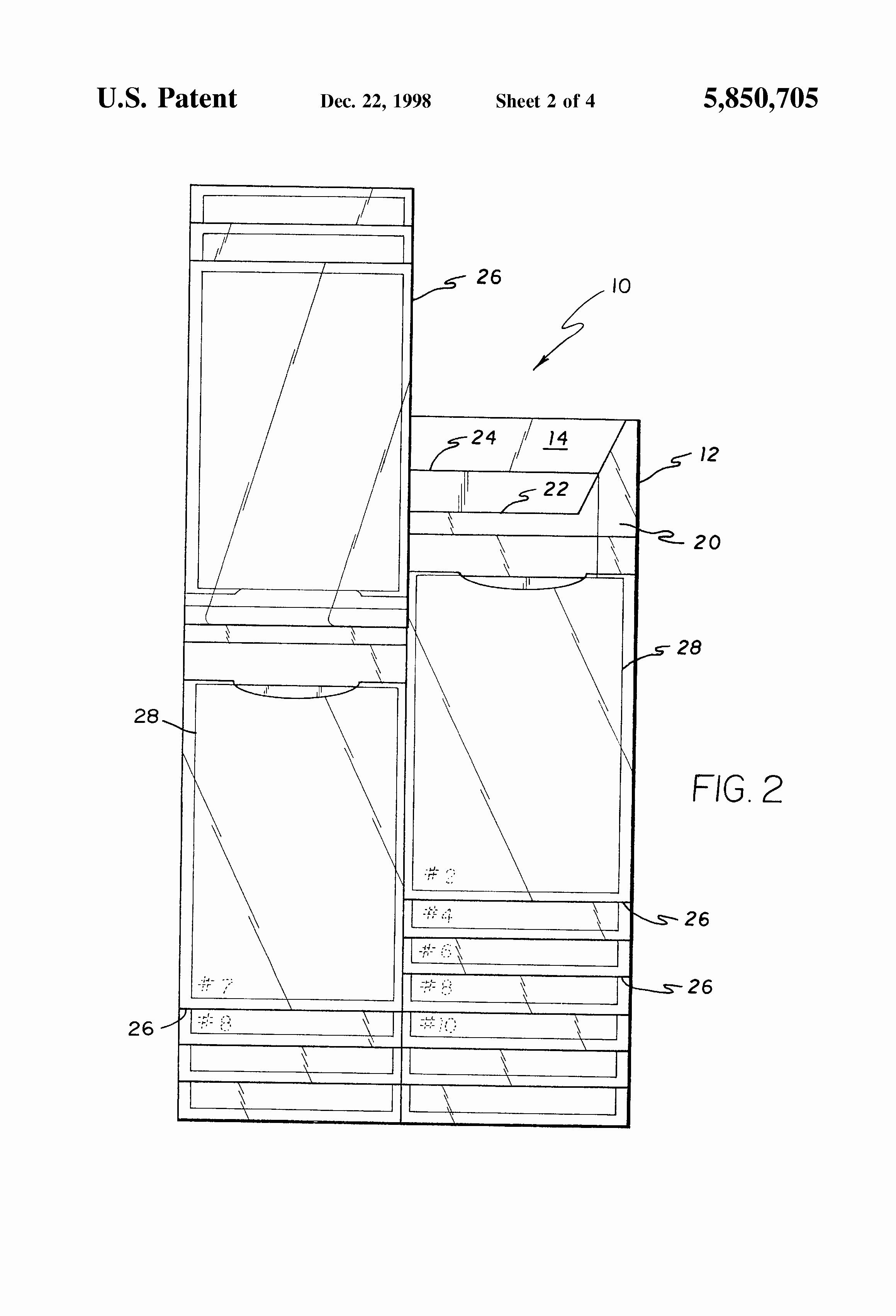 Printable Circuit Breaker Directory Elegant Patent Us Circuit Directory for Electric Panels