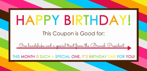 Printable Coupon Template Word New 16 Birthday Templates Free Psd Eps Word Pdf