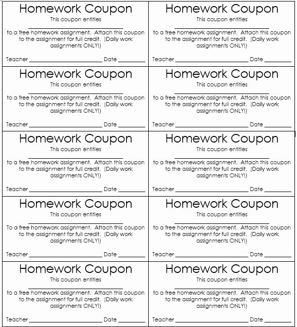 Printable Coupon Template Word Unique 13 Free Sample Kids Discount Coupon Templates Printable
