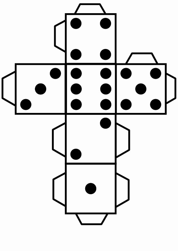 Printable Dice Template Beautiful 17 Best Images About Gameboards and Printable Games some