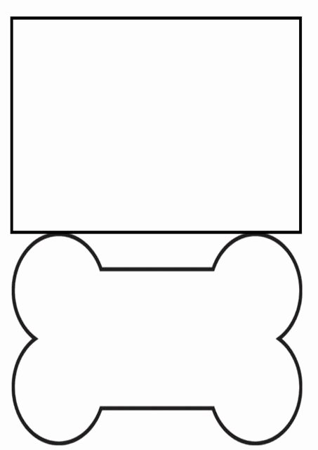 Printable Dog Tags Templates Unique Bone Shaped Dog Tags Coloring Sheet Coloring Pages