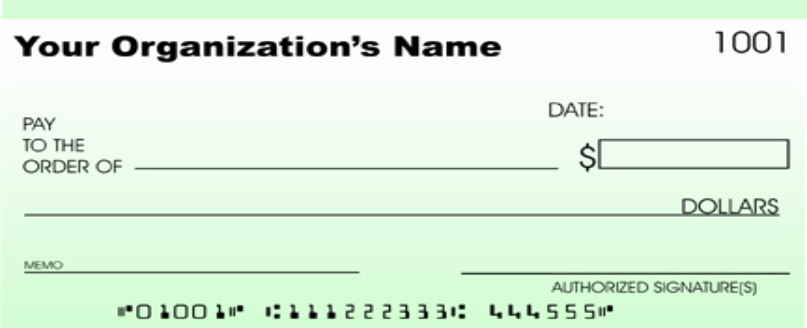 Printable Fake Check Inspirational Please Be Aware Of Fake Checks and Scammers