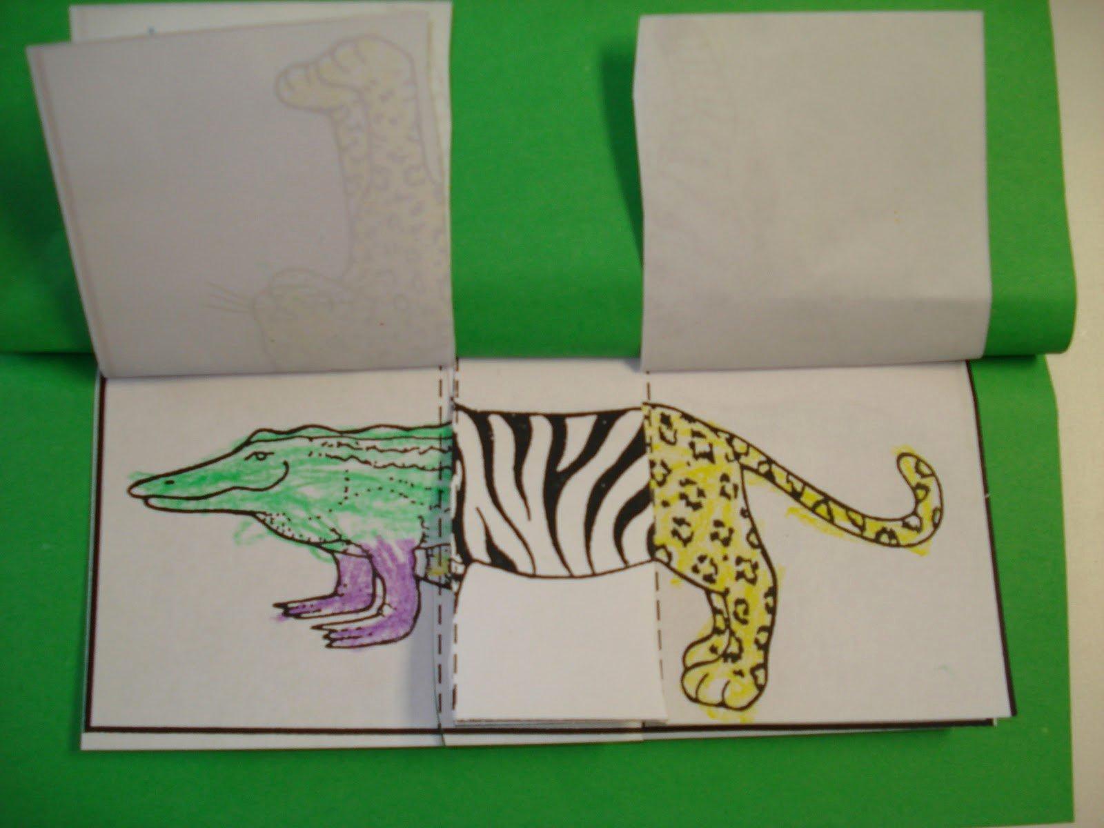 Printable Flip Book Template Elegant Pre K Sweet Peas Pre K Zoobilee