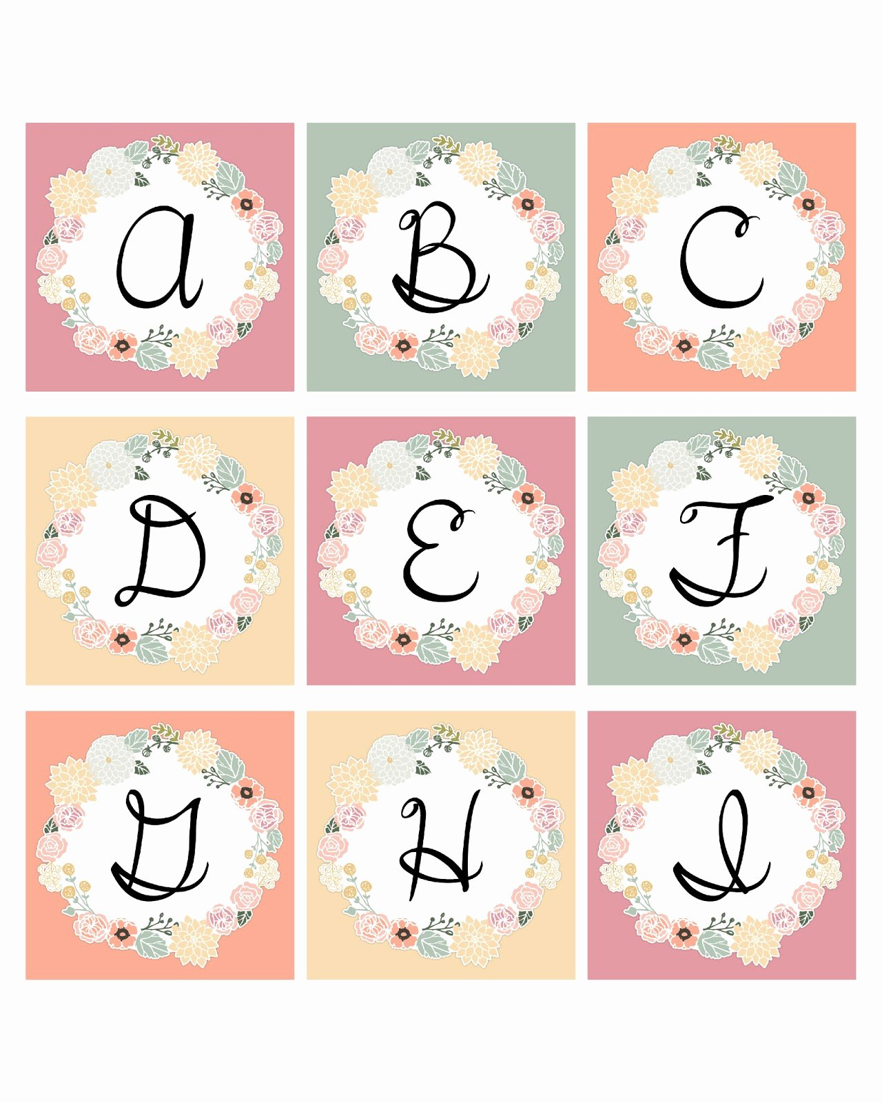 Printable Letter Banners Beautiful Happy Valentines and A Great Gift for You the Cottage
