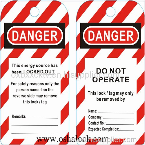 Printable Lock Out Tag Out Tags Inspirational Safety Lockout Tagout Tags Osha T03 Manufacturer From