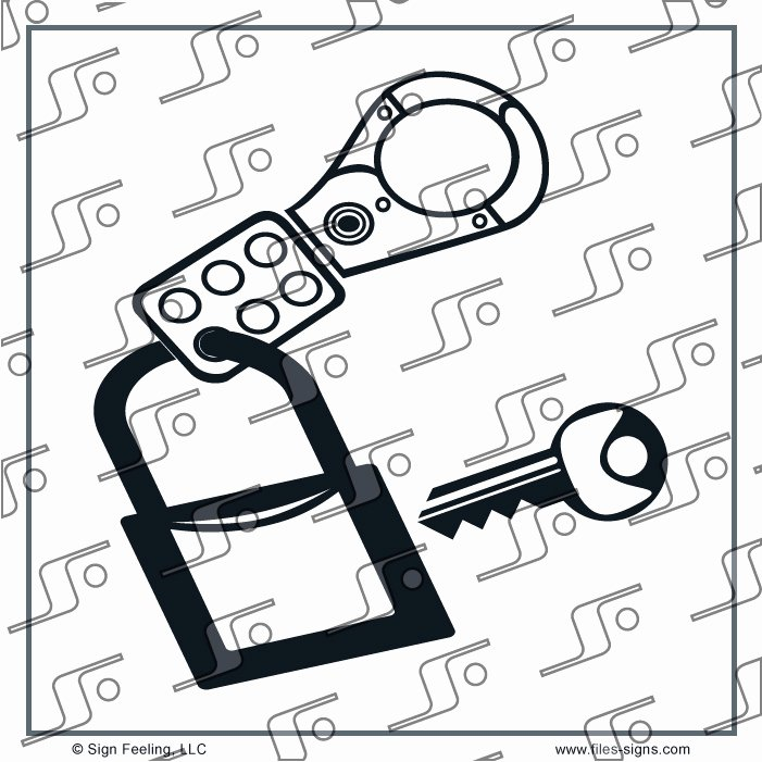 Printable Lock Out Tag Out Tags New Files Signs Spl Information 2 Lockout Tag Out