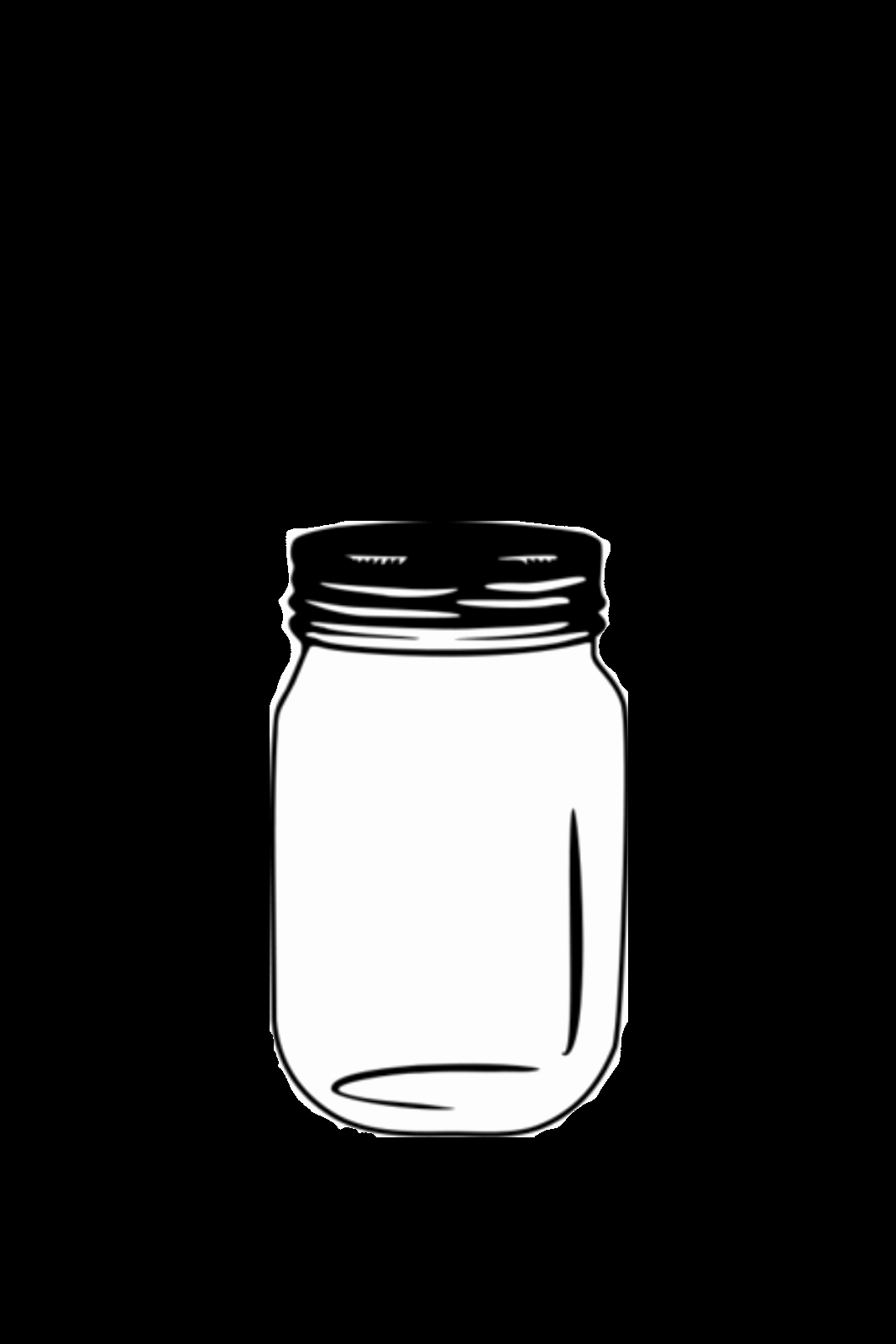 Printable Mason Jar Template Best Of Best S Of Mason Jar Cut Out Template Mason Jar