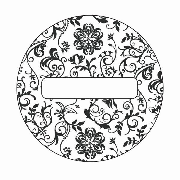 Printable Mason Jar Template Inspirational 25 Best Ideas About Mason Jar Lids On Pinterest