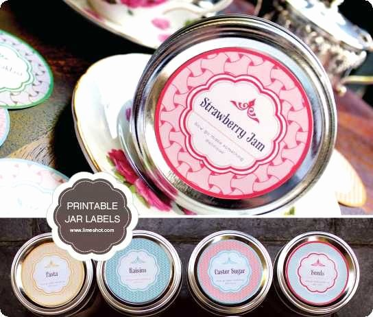 Printable Mason Jar Templates Beautiful 1000 Ideas About Free Printable Labels On Pinterest