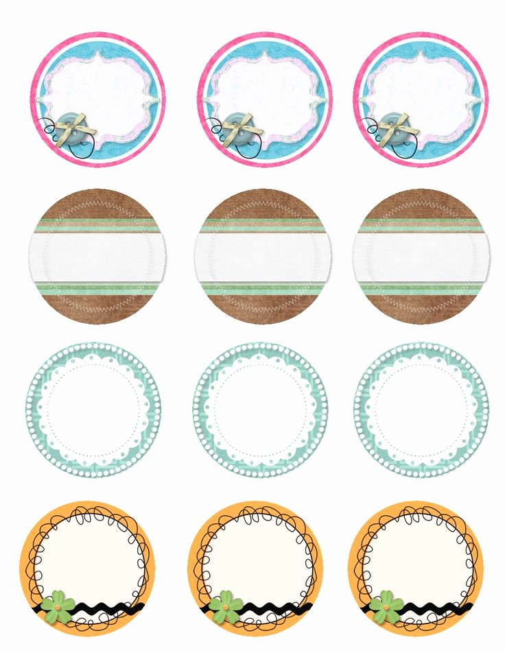 Printable Mason Jar Templates Fresh 65 Best Images About Printable Labels On Pinterest