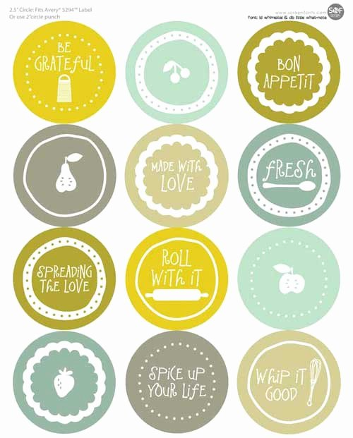 Printable Mason Jar Templates Inspirational Mason Jar Labels 100 Free Printable Files to Download