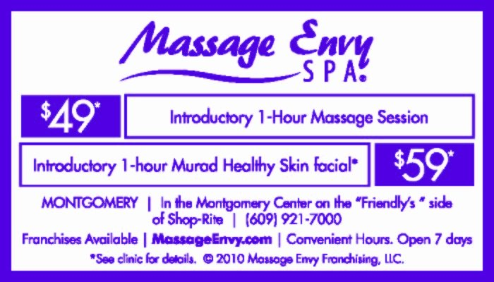 Printable Massage Coupons New Coupon Code Massage Envy Metrostyle Coupons 40 Off