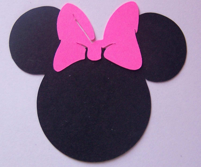 Printable Minnie Mouse Head Fresh Minnie Mouse Template