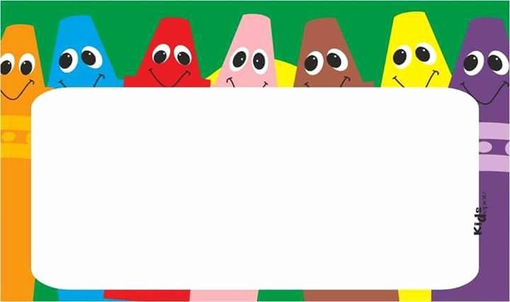 Printable Name Tags for Preschool Beautiful Free Printable Name Tags Kids 3 Preschool and Homeschool