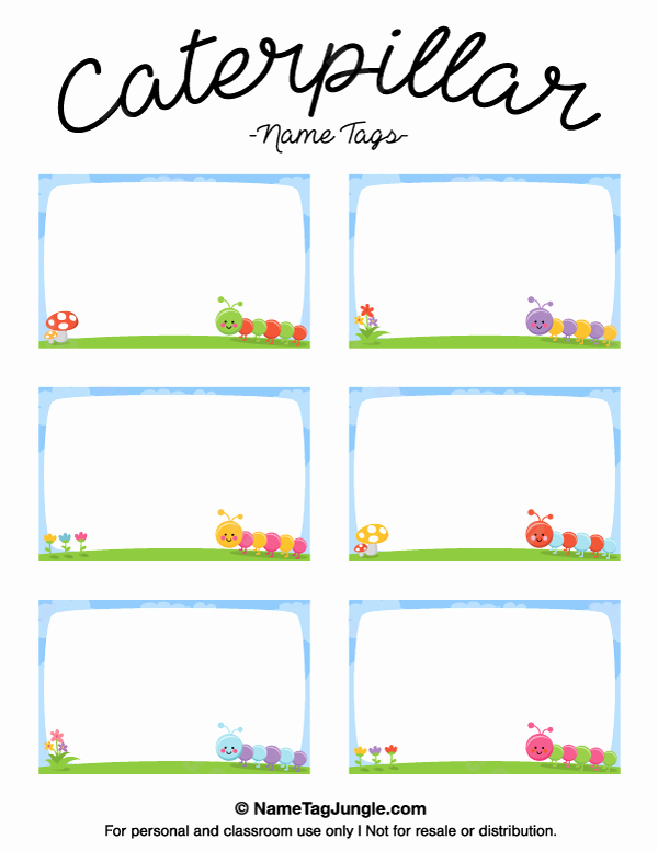 Printable Name Tags for Preschool Inspirational Pin by Muse Printables On Name Tags at Nametagjungle