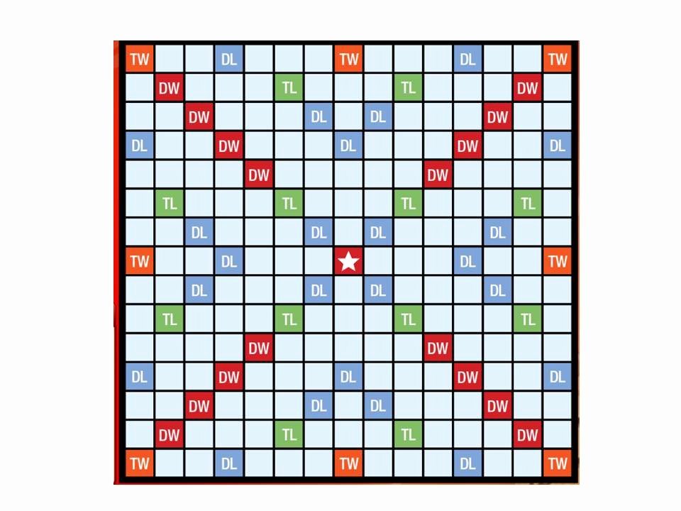 Printable Scrabble Board Template Beautiful My top 10 Tips for Scrabble Beginners
