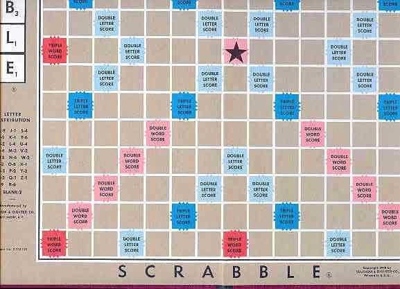 Printable Scrabble Board Template New Scrabble Board Layout Printable Bing