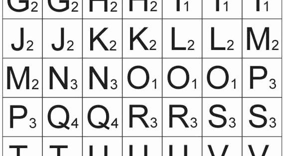 Printable Scrabble Board Template Unique Scrabble Printable Taal Pinterest