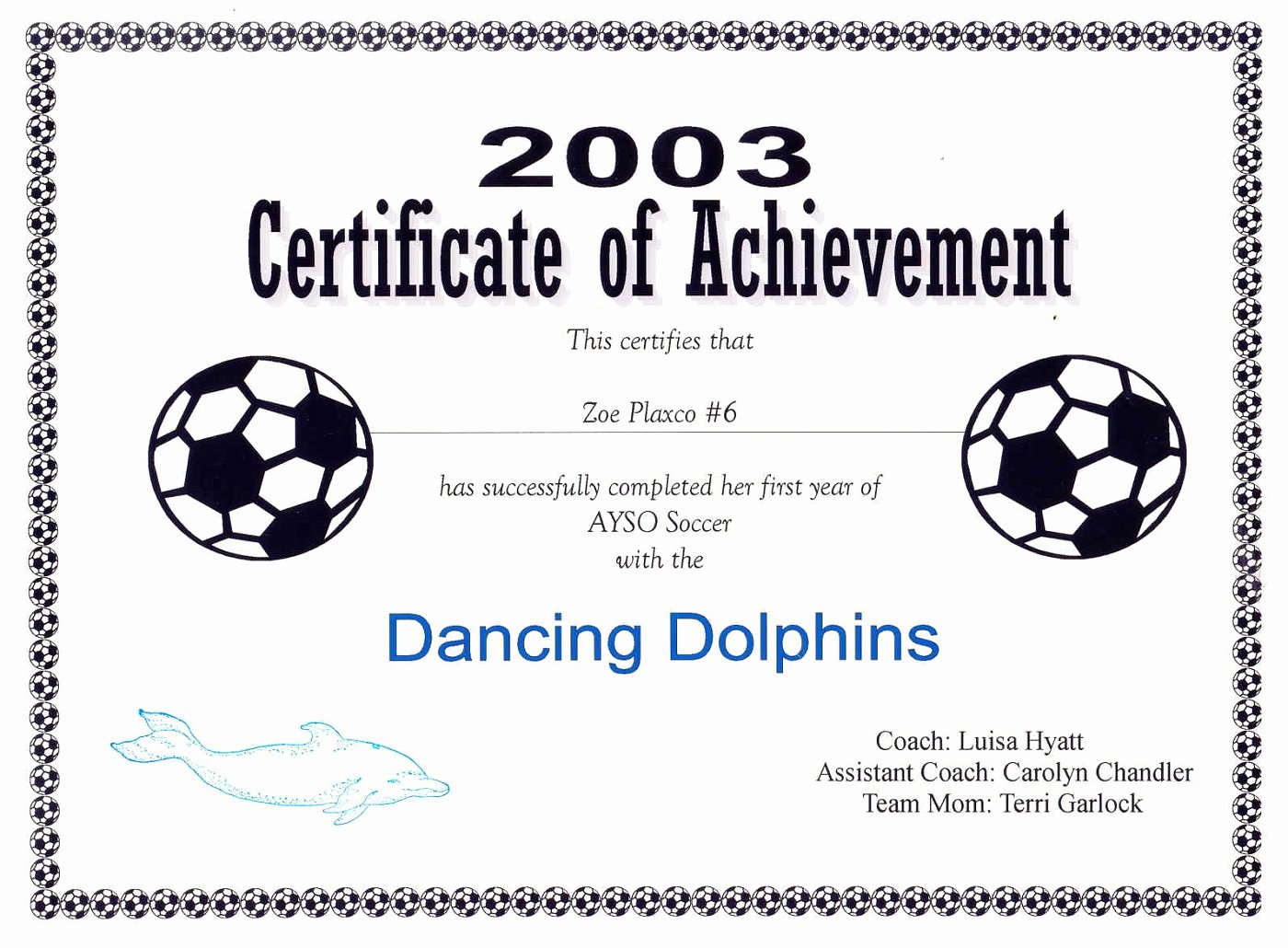 Printable soccer Certificate Beautiful Printable Blank Certificate Templates