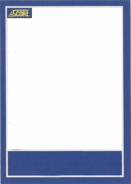 Printable Trading Card Template Awesome Baseball Card Template