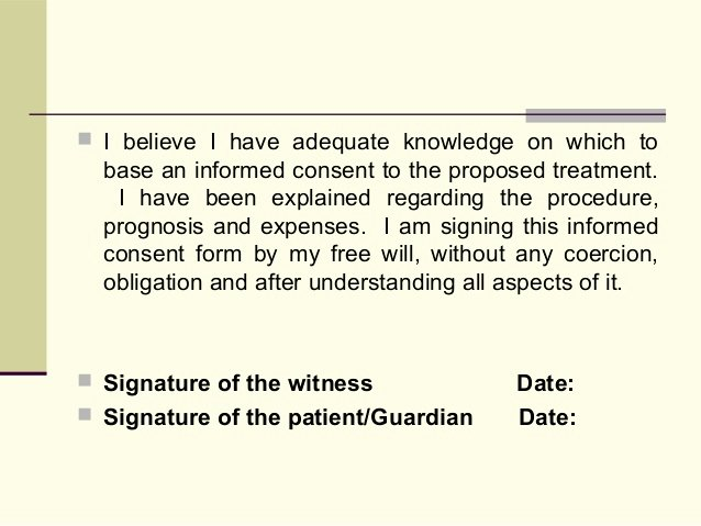 Procedure Consent form Awesome Informed Consent form for Plastic Surgery