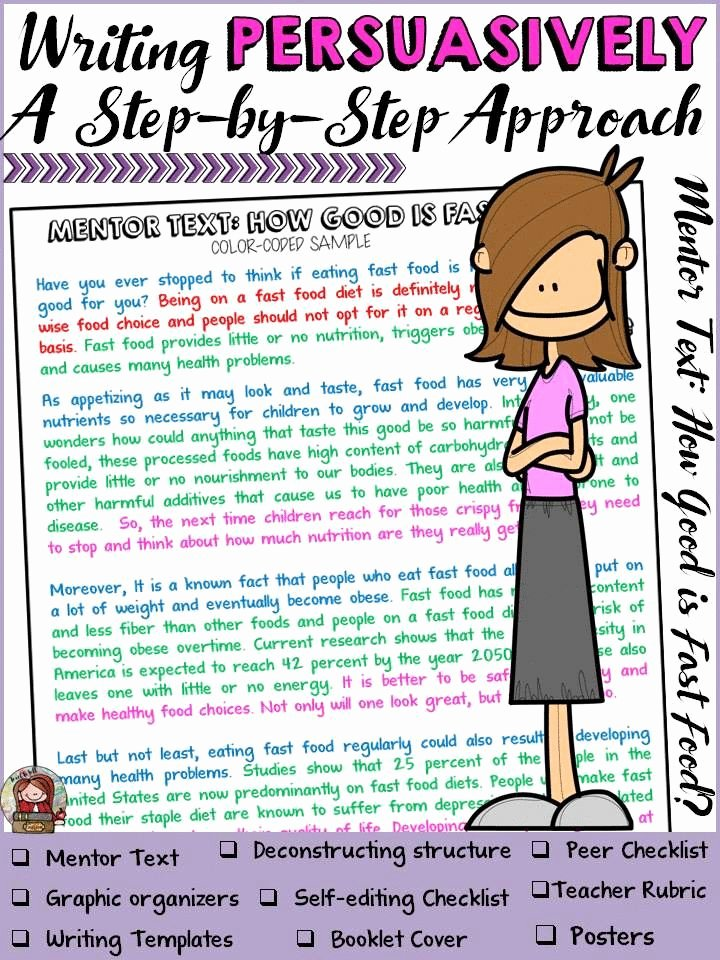 Process Essay Example Cooking Awesome 10 Ideas About Writing Mentor Texts On Pinterest