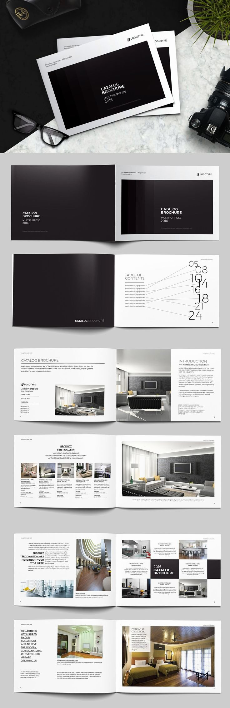 Product Catalogue Template Pdf Fresh A4 Size Brochure Templates Psd Free Download Graphy